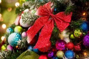 クリスマスに美容室へ!