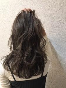 newヘア!デザインカラー♪