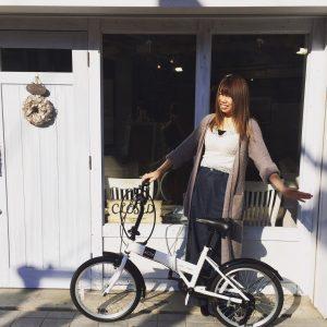 春なので自転車通勤始めました。
