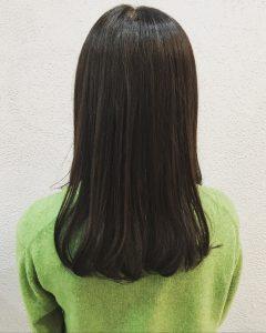 髪の疎水化☆+゜