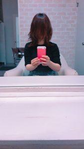 長かった前髪を、、、、、☆☆