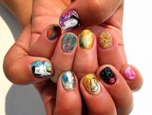New nail☆