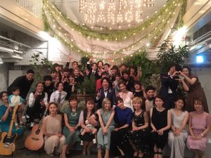 結婚式~☆
