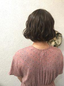 ☆寒色ベージュカラー☆