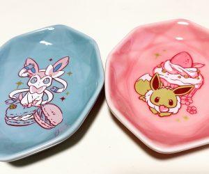 新しいお皿☆彡