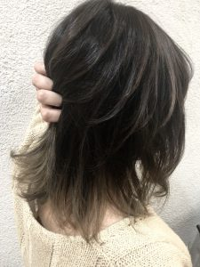 オフィス女子にオススメ☆デザインカラー☆