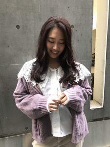 春 × ラベンダー☆+゜