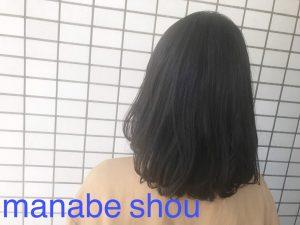 黒髪卒業式☆
