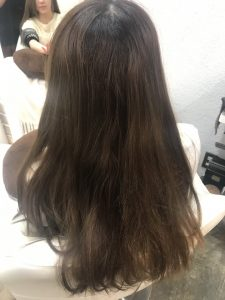 髪質改善できます☆彡