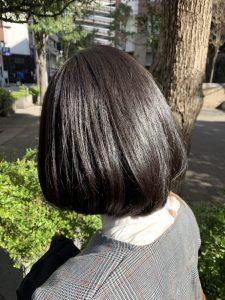 黒髪卒業☆彡