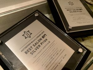 silver受賞しました☆彡