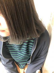 "Nakai◇赤み""0""グレージュカラー◇"