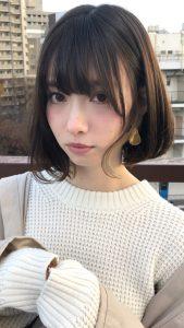 Nakai◇目力ぱっつんボブ◇