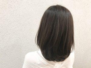 暗め/透明感カラー☆