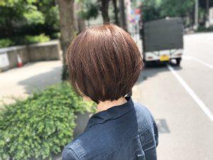 ショートネープ/透明感ボブ☆