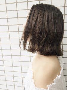 雨の日の髪型