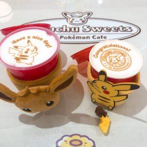 ポケモンカフェ**