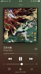 Nakai◇King Gnu【三文小説】◇
