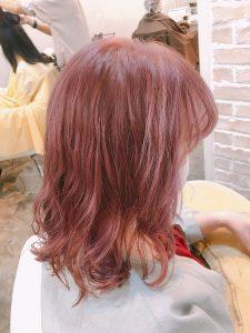 人生で一度はやりたい《ピンク》カラー(*^^)v♪**